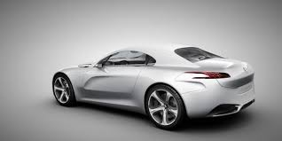 peugeot new sports car peugeot gets new international signature autoevolution