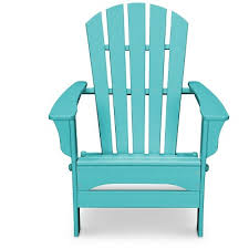 patio chair polywood st croix patio adirondack chair exclusively at target