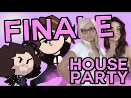 house party game party finale part 8 game grumps lets