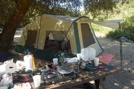 Awning Room Ridgeway By Kelty 89012 Big 2 Room Cabin Tent W Awning 15 5 X