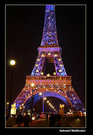 eiffel tower christmas lights eiffel tower the sweet hour moment tower france and paris france