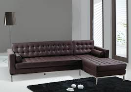 light grey leather sofa living room light grey leather couch with chaise and rectangle