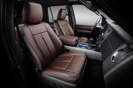 Ford F250 Platinum Interior What Are Ford U0027s King Ranch Edition Vehicles