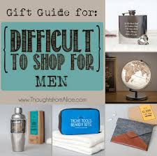gifts for difficult to shop for and a review