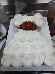 best wedding dress cupcakes ideas on pinterest bridal shower