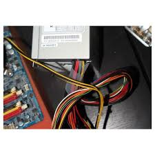 inside a computer power supply components voltages and wire