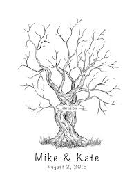 wedding tree wedding tree template wedding guestbook canvas wedding tree guest