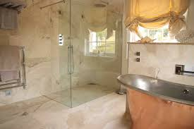 Barrier Free Bathroom Design by Natural Stone Bathroom Zamp Co