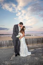 cape cod beach wedding at the provincetown inn ma halechannel