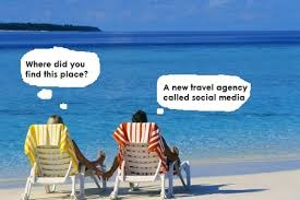 a better experience how travelers can use social media for a better experience