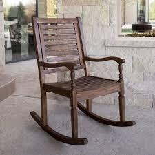 Asheville Patio Furniture by Patio Rocking Chairs U0026 Gliders You U0027ll Love Wayfair