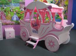 Girls Pink Rug Bedroom Dreamy Princess Room Ideas With White Princess Carriage