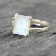 australian shepherd jewelry moonstone engagement ring june birthstone rainbow moonstone