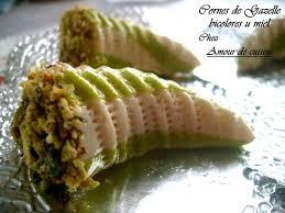 amour de cuisine fr corne de gazelle bicolore au nakache gateau algerien amour de