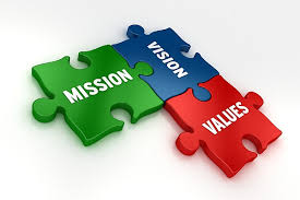 vision and mission vision mission values