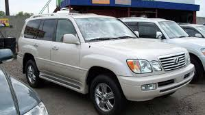 lexus suv used lx used 2005 lexus lx470 photos 4700cc gasoline automatic for sale