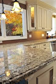 modern luxury kitchen interior with granite countertop stock photo modern luxury kitchen interior with granite countertop stock photo 3981524