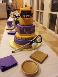 lacrosse cake by sweeties delights lacrosse pinterest