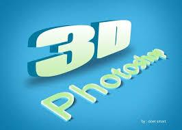 membuat garis 3d di photoshop membuat gambar 3d habibicipoke