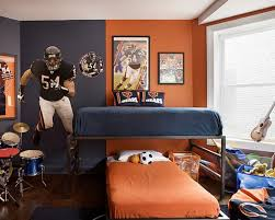 boys bedroom wonderful sport theme cool bedroom for guys