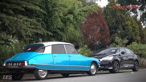 classic citroen classic chatter citroen ds youtube