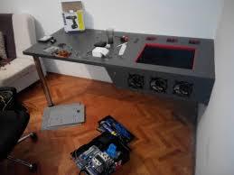 my pc desk case build log album on imgur