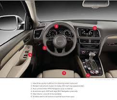 Audi Q5 Interior Colors - 2013 audi q5