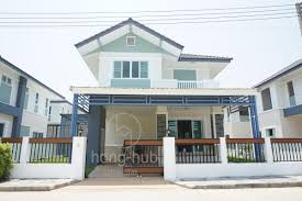 stylish house white beautiful stylish house at phufah garden home 4 long stay hub