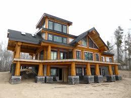 cool log homes innenarchitektur cool petit maison en bois kit post beam post