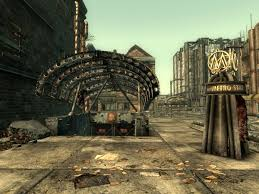 Fallout 3 Map by Fairfax Metro Station Fallout Wiki Fandom Powered By Wikia