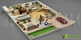 house design with floor plan 3d floor plan 3d home design homeca