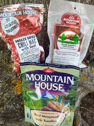 Mountain House Food Freeze Dried Food Company About Ofd Foods Llc