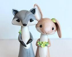 animal wedding cake toppers cakes ideas