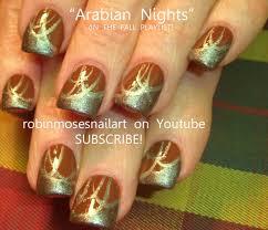 nails designs for thanksgiving robin moses nail art