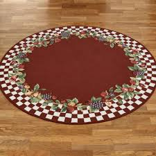 Poppy Kitchen Rug Kitchen Awesome 4 Foot Round Area Rugs Half Round Rugs Geometric
