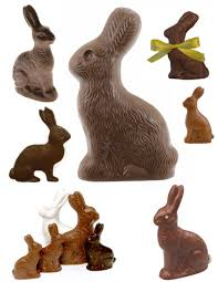 chocolate rabbits confectionary delight easter s chocolate bunny house appeal