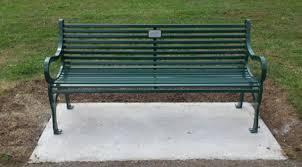 Memorial Benches Uk Memorial Benches Type Of Bench Teignbridge District Council
