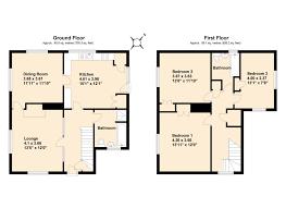 Estate Agents Floor Plans by Markham House Kingsbridge Charles Head Estate Agents South Devon