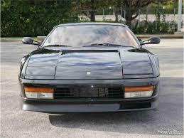 1989 testarossa for sale 1989 testarossa for sale classiccars com cc 977385
