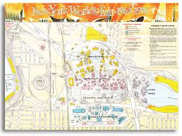 State Fair Map 1964 New York World U0027s Fair Map Thinglink