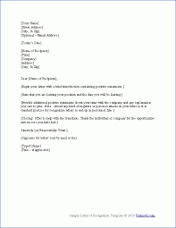 download examples of resignations letters haadyaooverbayresort com