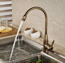 cheap kitchen sink faucets 32 best kitchen faucets images on antique brass