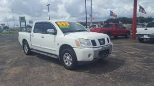 Nissan Titan 2004 Interior Nissan Titan For Sale In Houston Tx Carsforsale Com