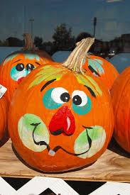 pumpkin decoration decorating pumpkins without carving special needs families