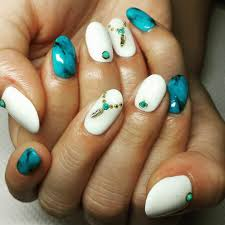 easy blue nail art designs best nail 2017 instagram photo by