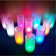 online buy wholesale halloween led light from china halloween led discount colorful led candle light romantic sound sensor lights