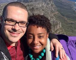 Light Skin Man Black Lives Matter Activist Shaun King Insists His Father Was