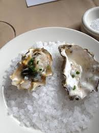 mignonette cuisine oysters with mignonette picture of oregon culinary institute