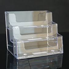 Desk Card Holders For Business Cards Compare Prices On Business Cards Transparent Box Online Shopping