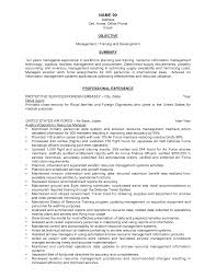 project manager resume objective statement manager resume